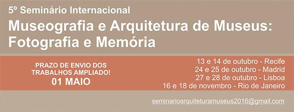5o seminario museografia 2016