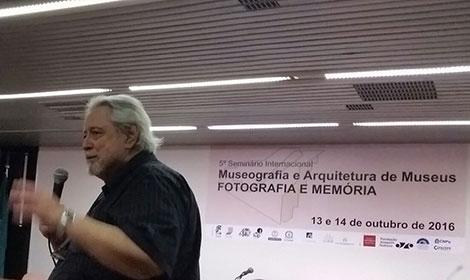 Seminário Internacional Museografia e Arquitetura de Museus
